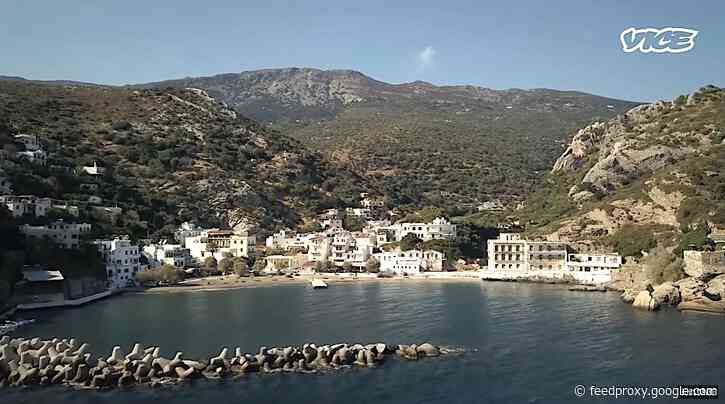 Discover Ikaria, the Greek Island With the Oldest Life Expectancy in the World
