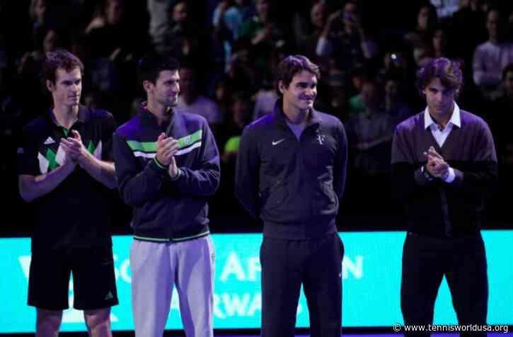 'Roger Federer, Rafael Nadal and Djokovic are among...', says ATP star