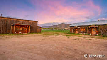 PHOTO GALLERY: Robert Redford's Utah horse ranch hits the market for $4.9M - KJZZ