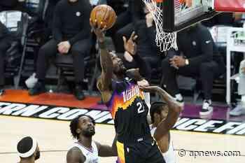 Ayton sella la victoria de los Suns sobre los Clippers - AP News