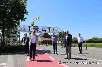 Nazareth wil van centrale as een groene boulevard maken - Bouwkroniek