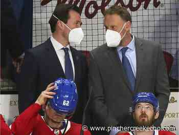 Luke Richardson brings plenty of experience behind Canadiens' bench - Pincher Creek Echo