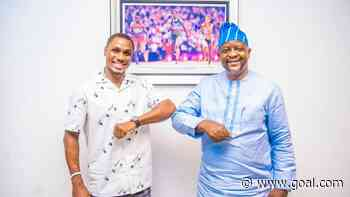 Ighalo: Former Manchester United star named as National Principal's Cup ambassador