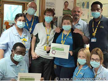Oxleas NHS Trust celebrates positive CQC report