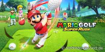 Video: Alle Spezialschläge und -Sprints in Mario Golf: Super Rush! - Nintendo Connect | Switch-News, Reviews & Online-Turniere