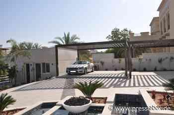 Parkoase am Persischen Golf, WÖHR Autoparksysteme GmbH, Pressemitteilung - PresseBox