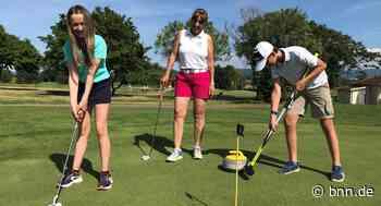 Baden Hills Club: Nachwuchsarbeit mit Verbindung aus Golf und Curling - BNN - Badische Neueste Nachrichten