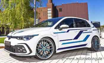 VW Golf GTE Skylight: Azubi Concept Car 2021 | autozeitung.de - Autozeitung