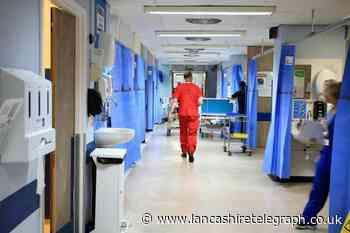 Plan to reduce waiting list backlog at Lancashire hospitals