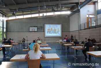 Gemeinderatssitzung in Alfdorf - Rems-Zeitung