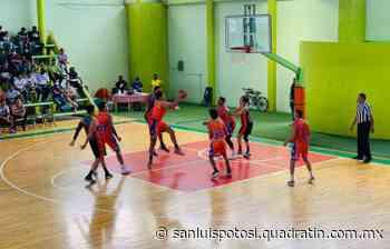 Naranjeros de Rioverde triunfaron en circuito de baloncesto del Bajío - Quadratín - Quadratín San Luis