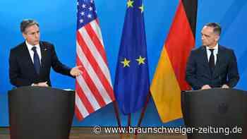 Blinken: Deutschland ist Vorbild bei Vergangenheitsbewältigung