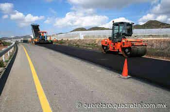 Primera etapa de ampliación de carretera de cuota a Celaya, este año - Quadratín Michoacán