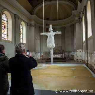 'Religieus fundamentalisme': Werkstraffen voor ultrakatholieken die kunstwerk Holy Cow vernielden