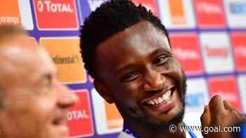 Mikel: Africa's richest man Dangote hosts former Chelsea star