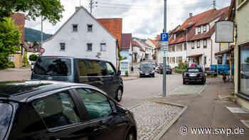 Donzdorf sucht neue Wege durch den Ortskern : Verkehr soll besser fließen in den engen Straßen - SWP