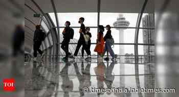 Coronavirus live updates: Singapore reduces stay-home notice for travellers from higher-risk countries, including India - Times of India
