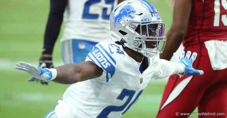 Roster preview: It's a make-or-break year for Amani Oruwariye