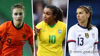 Olympics 2020 squads: USWNT, Team GB & every official women's football tournament roster