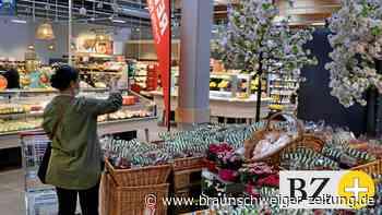Neuer Rewe-Markt im Vorzeige-Bau in Lebenstedt hat eröffnet