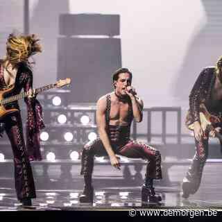 Eurosongwinnaar Måneskin  komt naar Lokerse Feesten
