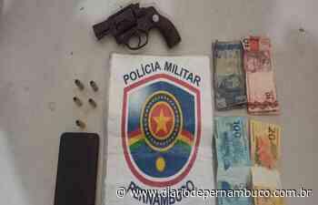Polícia impede feminicídio em Caruaru prendendo agressor em flagrante - Diário de Pernambuco