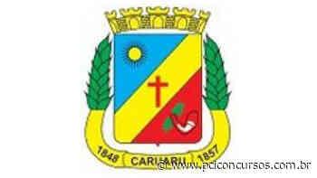 Processo Seletivo para médico é divulgado pela Prefeitura de Caruaru - PE - PCI Concursos