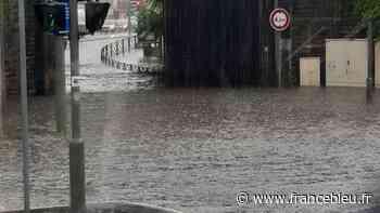 Inondations en Ile-de-France : la ville de Houilles victime de violents orages - France Bleu