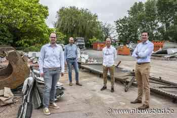 Vijftien nieuwe woningen aan Diksmuidesteenweg (Roeselare) - Het Nieuwsblad
