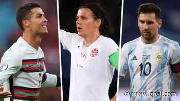 More international goals than Ronaldo & Messi: Meet Christine Sinclair, Canada's record-breaking star