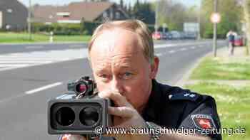 Fahrerin rast im Kreis Gifhorn mit Tempo 169 auf B4