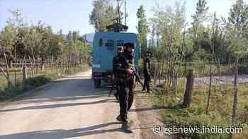Terrorist killed during encounter in Jammu and Kashmir`s Shopian