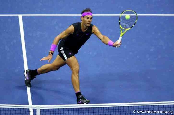 'If you consider Rafael Nadal's style of play...', says former ATP star
