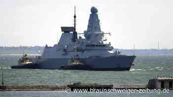 Russland: Warnschüsse auf britisches Schiff - UK dementiert