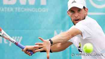 Wimbledon 2021: Dominic Thiem doubtful for championships with wrist injury