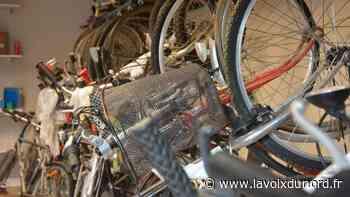 Saint-Laurent-Blangy : le marquage de vélo, une solution contre le vol L'action était prévue - La Voix du Nord