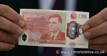 Everything you need to know about Alan Turing and the new £50 note