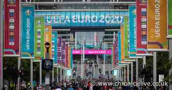 VIPs and sponsors may dodge isolation requirement for Wembley Euro 2020 final