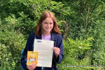 Leerlingen Sint-Laurens halen grote prijzen binnen - Het Nieuwsblad