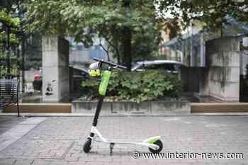 Despite the rough ride, e-scooter companies are bullish on Canada - Smithers Interior News
