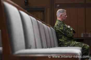 Defence committee rises without report on Vance allegations - Smithers Interior News