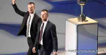 Former Vancouver superstars Daniel and Henrik Sedin join club's front office - Weyburn Review