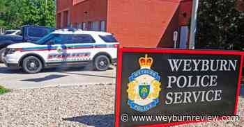 Weyburn police lay serious charges in two-vehicle accident - Weyburn Review