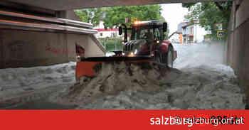 Gewitter, Hagel, Überflutungen, Staus - ORF.at