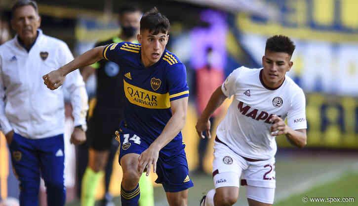 Offiziell! Red Bull Salzburg verpflichtet Nicolas Capaldo von Boca Juniors - SPOX.com