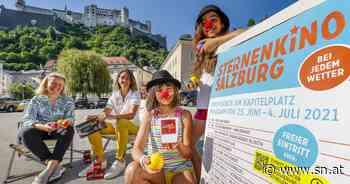 Sternenkino in der Stadt Salzburg: Komödien, Kultfilme und ein Tag im Zirkus - Salzburger Nachrichten