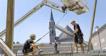 Was die Politik in Salzburg gegen eine überhitzte Stadt machen kann - Salzburger Nachrichten