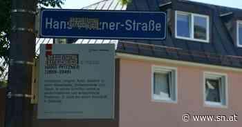 NS-belastete Straßennamen in Salzburg: Uni-Historiker stellen sich gegen Preuner - Salzburger Nachrichten