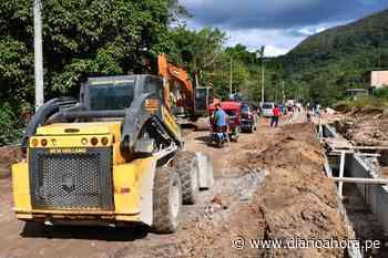 Avanzan la Ciclovía de Moyobamba - DIARIO AHORA