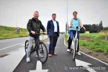 Naar Warandepark fietsen kan weer wat veiliger
